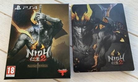 Nioh 2 Edition Spéciale