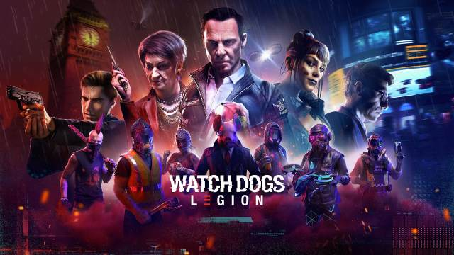 Retour à Londres avec Watch Dogs Legion