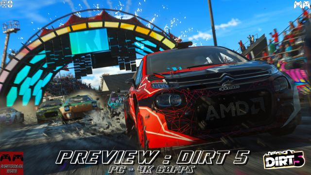 DiRT 5 : Codemaster au sommet de son art ?