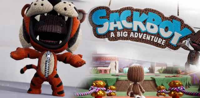 Sackboy A Big Adventures : on a reçu la limited