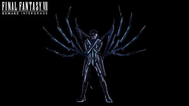 Final Fantasy VII Remake Intergrade Asset