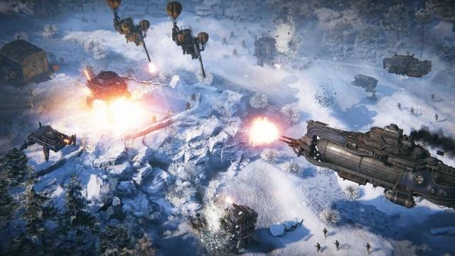 Retour sur Iron Harvest pour tester le DLC «Operation Eagle»