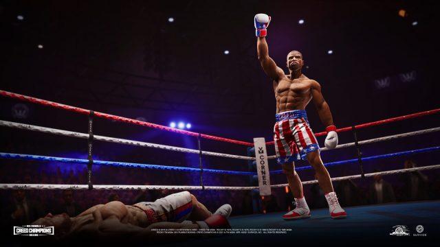 [MAJ]Big Rumble Boxing Creed Champions : le ring nous attend le 3 Septembre