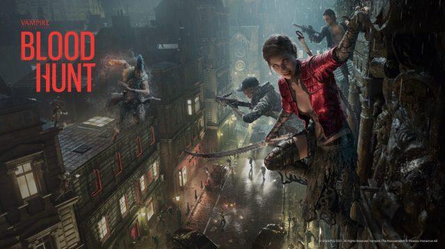 [IGN] nouvelle preview avec le BR Vampire : Bloodhunt !