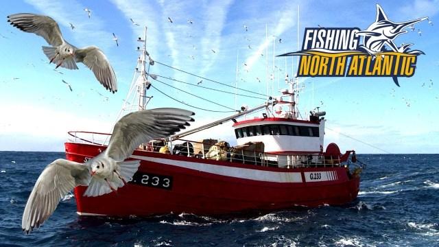 [IGN] Je pars en haute mer avec Fishing North Atlantic
