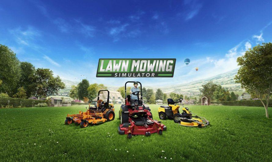 [IGN] Toi aussi devient paysagiste dans Lawn Mowing Simulator