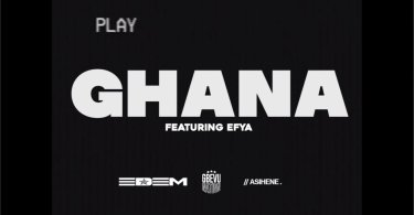 Edem - Ghana Ft. Efya.