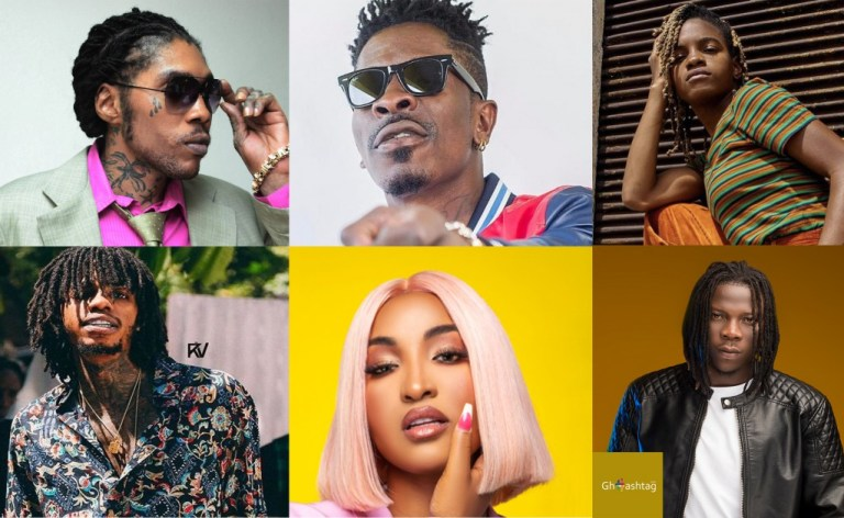 Top 30 Dancehall Artistes In the World 2020
