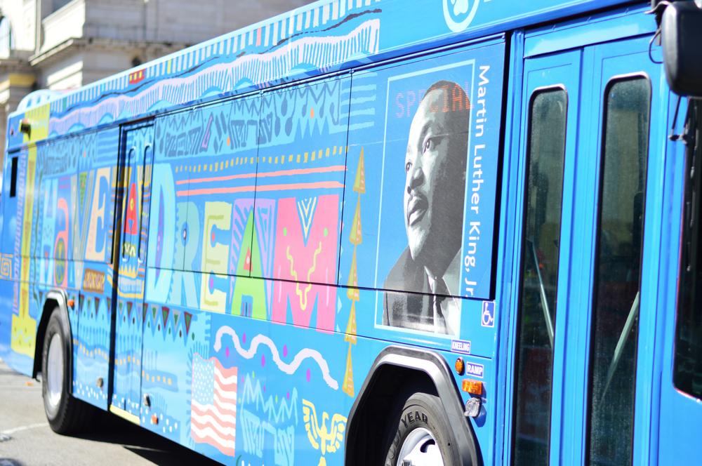 Tap-Tap Bus Painting