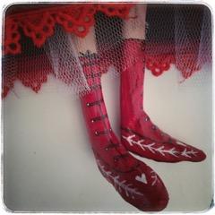 I want those shoes.