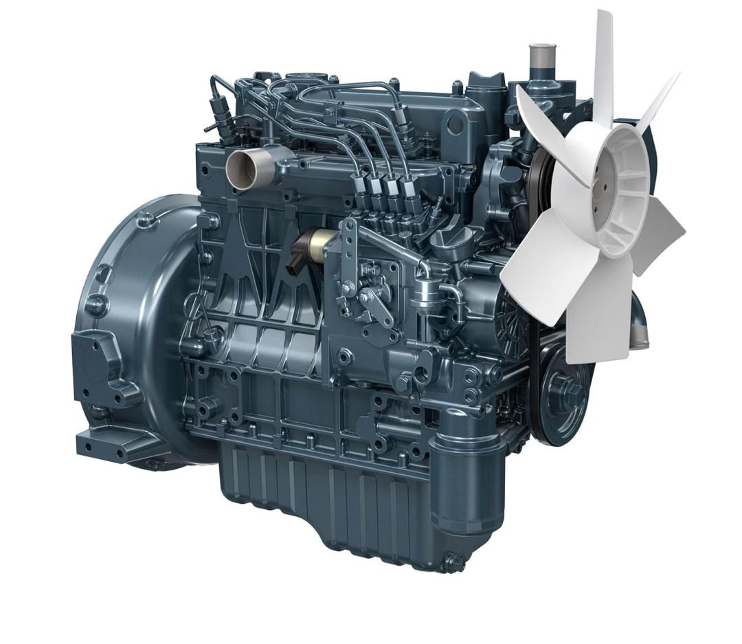 Kubota Engine V1505-E2BG - 12KVA 50Hz / 15KVA 60Hz Image