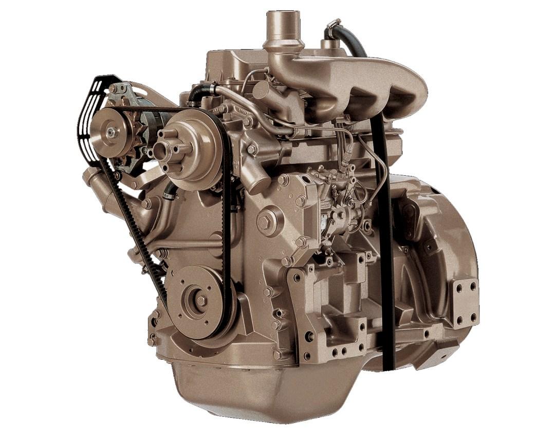 John Deere Diesel Engine 3029DFU29 30KVA - 1500 rpm Image