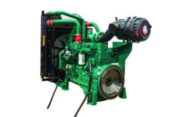 Cummins Diesel Engine 6BTAA5.9-G7-155KVA Image
