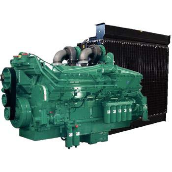 Cummins Diesel Engine KTA50-G9 60Hz- 1600 KVA Image