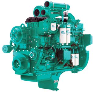 Cummins Diesel Engine QSK23-G2-865KVA 1800rpm Switchable Image