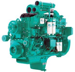 Cummins Diesel Engine QSK23-G2 60Hz- 865 KVA Switchable Image