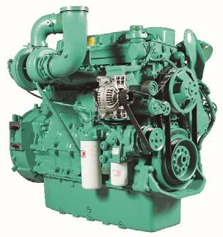 Cummins Diesel Engine QSZ13-G5 455KVA-Switchable Image