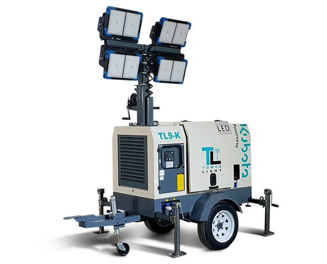 Mobilpac Light Towers