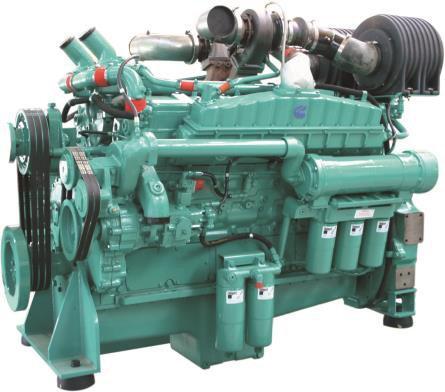 Cummins Diesel Engine VTA28-G5-640KVA S Image