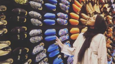 """صورة ماركات عالمية تنافس المغاربة على """"البلغة"""" التقليدية"""
