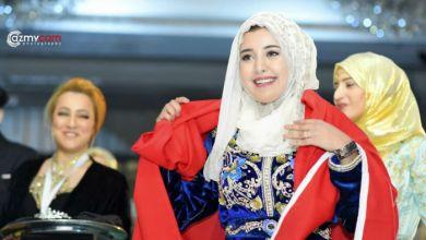 """صورة ملكة جمال المحجبات تكشف لـ""""غالية"""" عنصرية منظمي المسابقة مع المغربيات"""
