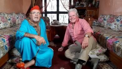 """صورة حسين فهمي مهاجما المغرب: """"مليارات الدولارات بتترمي في المغرب"""""""