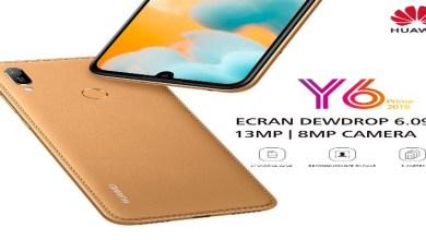 صورة Huawei تصدر هاتفها الجديد Y6