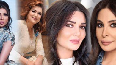 صورة بالصور.. فنانات الوسط العربي تنشرن صورهن مع أمهاتهن في عيد الأم