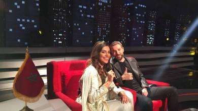 """صورة بالصورة.. زوج """"منار"""" يثير إعجاب الجمهور المغربي بعد زيارته للمحمدية"""