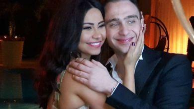 """صورة بعدما قررت اعتزال """"سوشل ميديا"""".. حسام حبيب يكشف موعد عودة زوجته"""