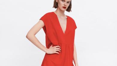 """صورة بالصور.. """"zara"""" تطلق تشكيلة جديدة من الفساتين الربيعية"""