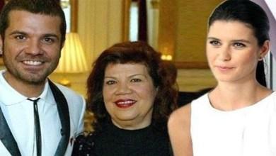 """صورة بعد شجارها مع حماتها أمام جمهورها.. إغماء الممثلة التركية """"بيرين سات"""""""