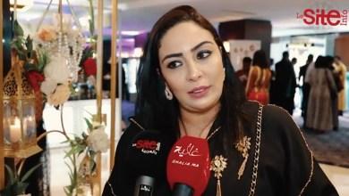 صورة قفة رمضان- الممثلة حنان الإبراهيمي: كيعجبني نعرض على الناس فداري..وهذي هي طقوس رمضان فأمريكا- فيديو