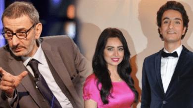 صورة زياد الرحباني ومحمد محسن في موازين 2019