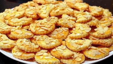 """صورة حلويات عيد الفطر.. طريقة تحضير حلوى """"صابلي"""" بدون زبدة"""