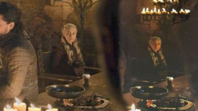 """صورة كورونا تجبر نجمة """"صراع العروش"""" على دعوة 12 شخص للعشاء"""