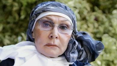 صورة الممثلة القديرة سهير البابلي تدخل العناية المركزة