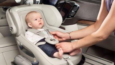 صورة احذري من مقاعد سيارات الأطفال.. ستقتل رضيعك