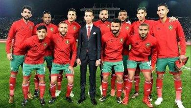 صورة لاعب مغربي يُعلن عن هذا الخبر السّار