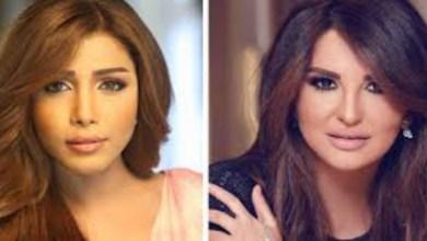 صورة إعلامية ترفض استضافة الفناة العراقية شدى حسون