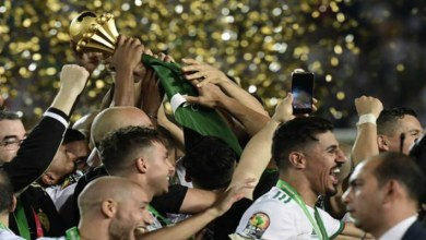 صورة فنانون مغاربة يهنئون الجزائر على الفوز بكأس الأمم الإفريقية
