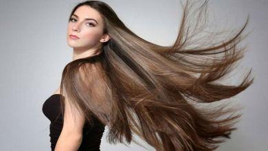 صورة خليط من 4 زيوت لتعزيز كثافة الشعر