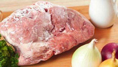 صورة نصائح مهمة للحفاظ على صحة لحم الأضحية