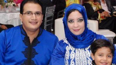 صورة متزوج ولديه طفلين.. فنان مغربي يثير الجدل بزواجه الثاني