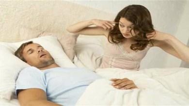 صورة هل تعلمين لماذا ينام زوجك بعد العلاقة الحميمية؟