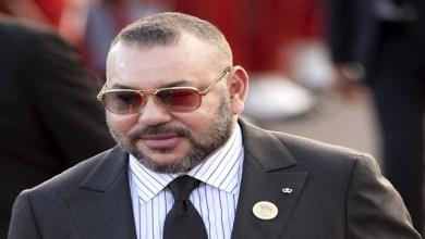 صورة آخر صورة للملك محمد السادس باللباس الصيفي -صورة