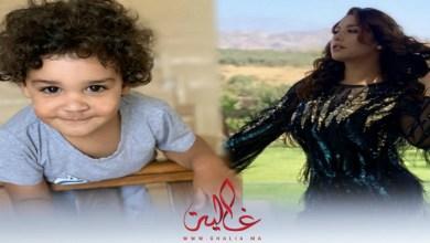 """صورة رغم أزمة """"كورونا"""".. هدى سعد تحتفل بعيد ميلاد طفلها فارس -صورة"""