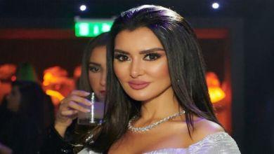 صورة بسبب العين.. ميساء مغربي تخفي زوجها- فيديو
