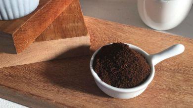 صورة ماسك القهوة للتخلص من الهالات السوداء