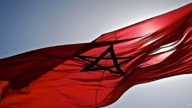 صورة فنانون مغاربة يستنكرون حرق العلم الوطني